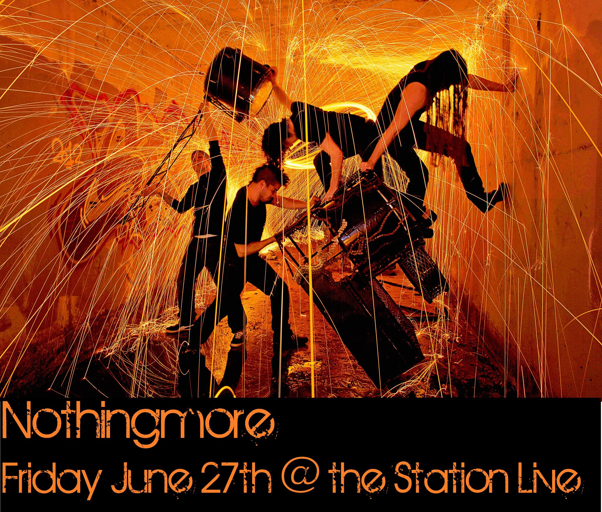 NOTHING MORE, SECRETS OF MARIANA, OH RIEN, & TANDEM: 4 Great Bands Tonight at The Station LIVE