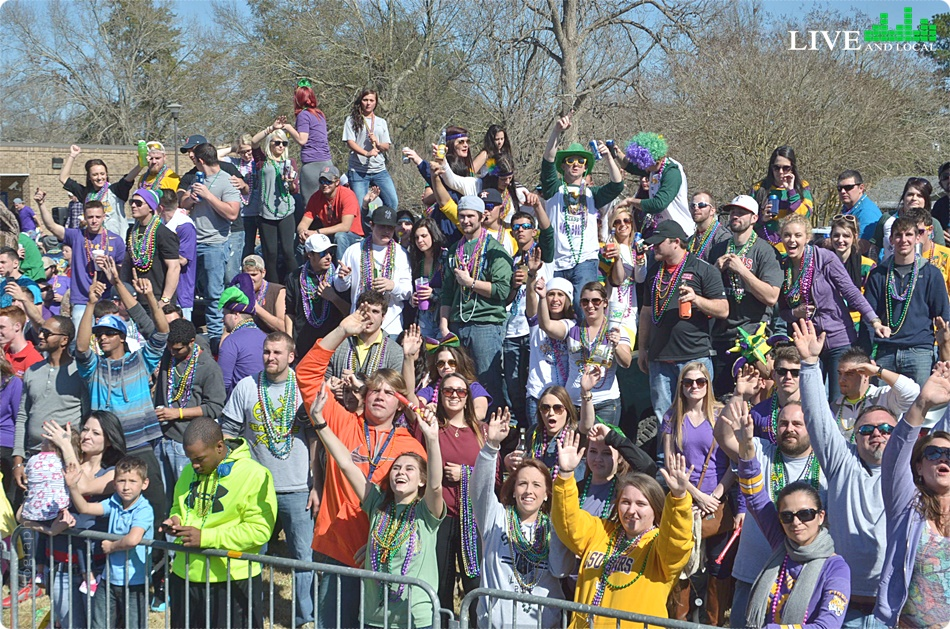 Are You Looking For A Mardi Gras Parade? Click Here For This Year's Parade Line-Up!