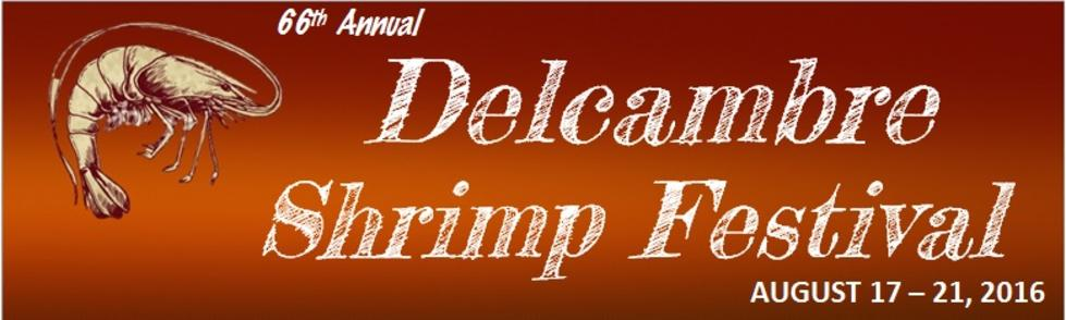 Music Line-Up for This Year's 66th Annual Delcambre Shrimp Festival…