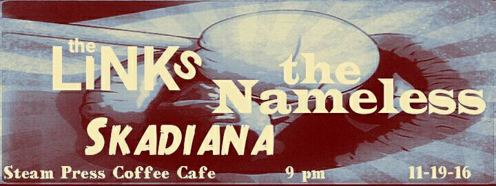 Great Talk Today w/ Jim Nobles of Nameless about a show this Saturday Night in Acadiana…